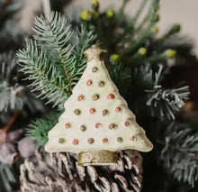 Load image into Gallery viewer, Deck the Halls Christmas Tree Bath Bomb