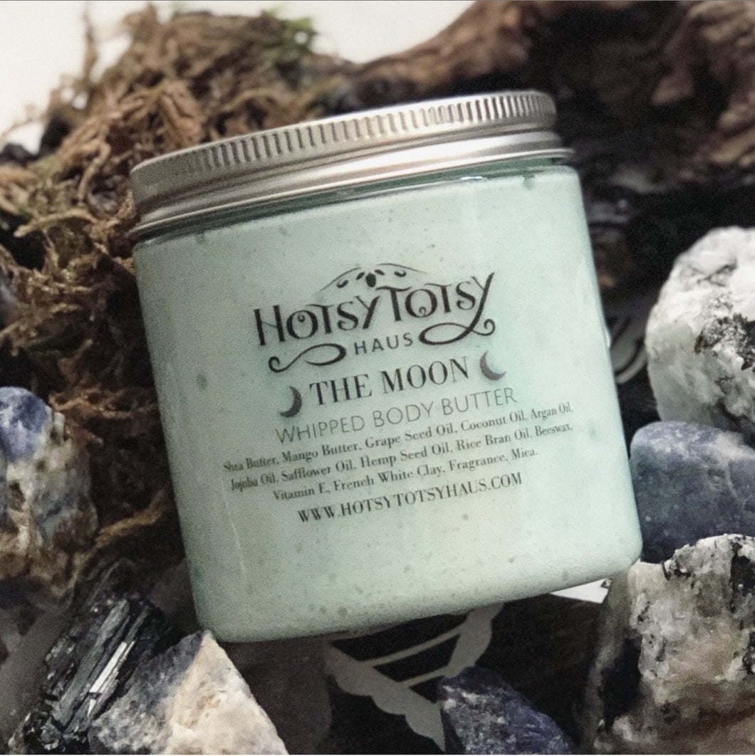 The Moon Whipped Body Butter - Hotsy Totsy Haus