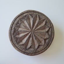 Load image into Gallery viewer, Hand Carved Vintage Indian Bread Board