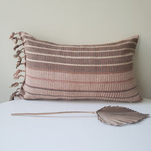 Load image into Gallery viewer, Sunset Tribal Pillow