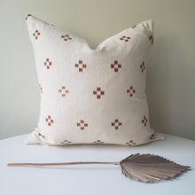 Load image into Gallery viewer, Mustard Jewel Hmong Pillow