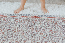Load image into Gallery viewer, Cotton Dhurrie Rug