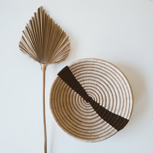 Sisal & Banana Wall Basket