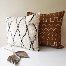 Load image into Gallery viewer, Boujad Cross Kilim Pillow