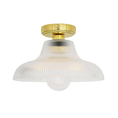 Aquarius Ceiling Light 30cm IP65 - Ceiling Lights from RETROLIGHT. Made by Mullan Lighting.
