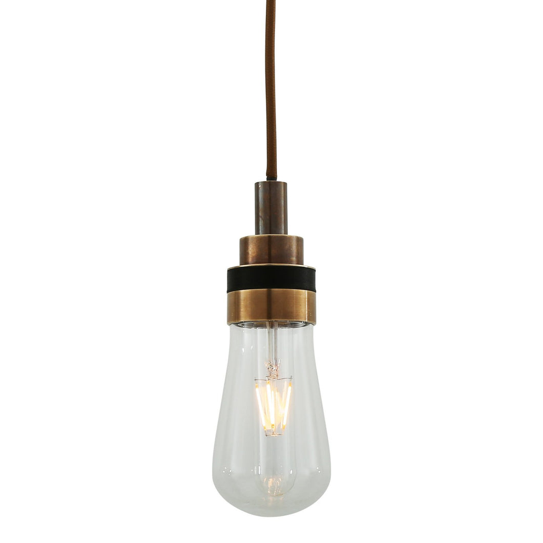 Bo Pendant Light IP65 - Pendant Lights from RETROLIGHT. Made by Mullan Lighting.