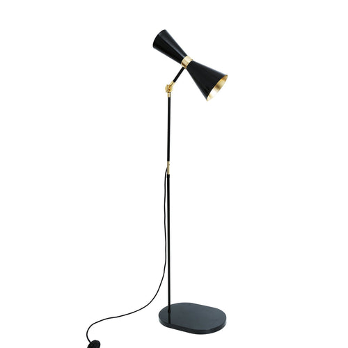 Cairo Contemporary Floor Lamp - Floor Lamps from RETROLIGHT. Made by Mullan Lighting.