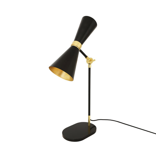 Cairo Contemporary Table Lamp - Table Lamps from RETROLIGHT. Made by Mullan Lighting.