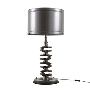 Crankshaft Table Lamp - Table Lamps from RETROLIGHT. Made by Mullan Lighting.