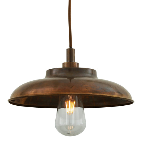 Darya Pendant Light IP65 - Pendant Lights from RETROLIGHT. Made by Mullan Lighting.