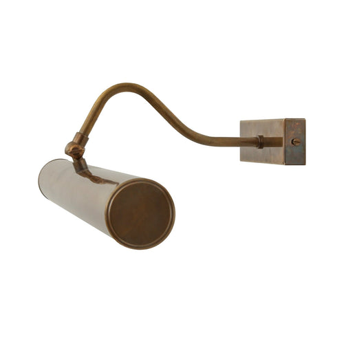 Dublin Brass Picture Light 50.5cm - Picture Lights from RETROLIGHT. Made by Mullan Lighting.