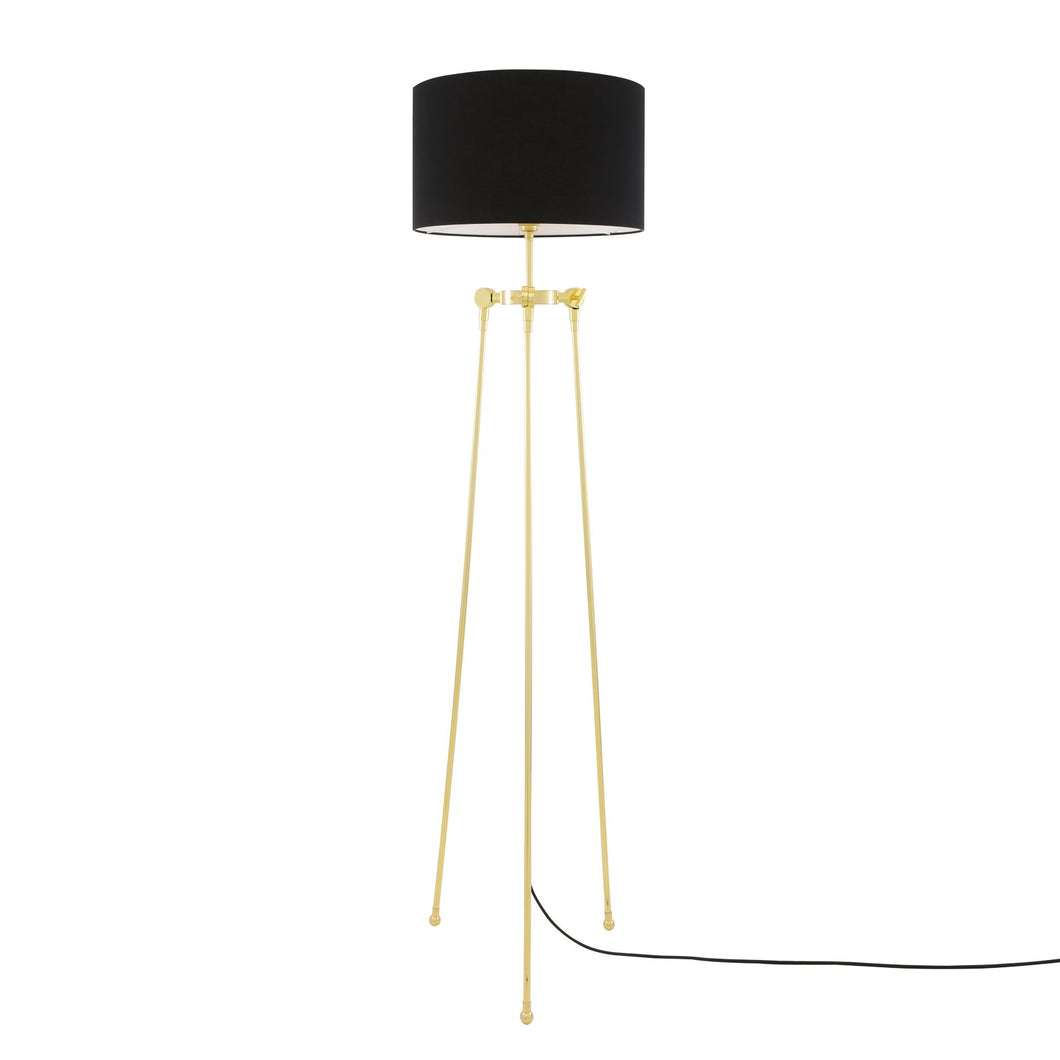 Erill Floor Lamp - Floor Lamps from RETROLIGHT. Made by Mullan Lighting.