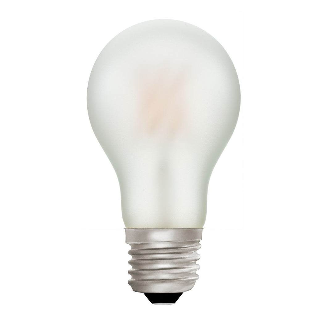 GLS A60 Frosted 6W E27 2700K - LED Lamp from RETROLIGHT. Made by Zico Lighting.