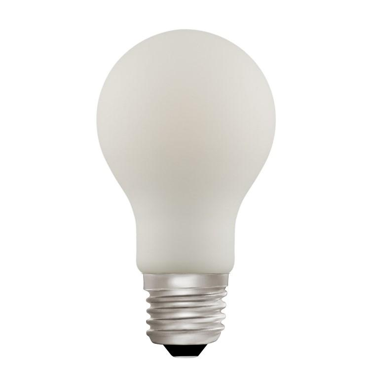 GLS A60 Opal 6W E27 1800-3200K - LED Lamp from RETROLIGHT. Made by Zico Lighting.