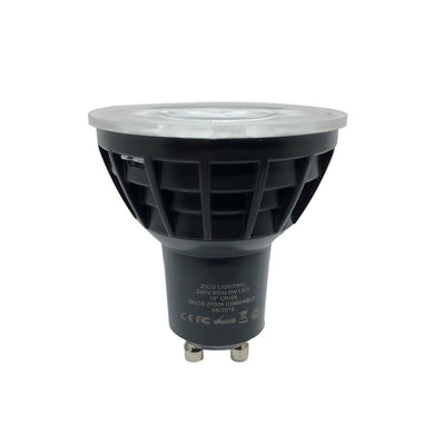 GU10 COB Dimmable 6W 2700K 10° - LED Lamp from RETROLIGHT. Made by Zico Lighting.