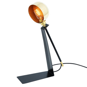 Kingston Modern Table Lamp - Table Lamps from RETROLIGHT. Made by Mullan Lighting.