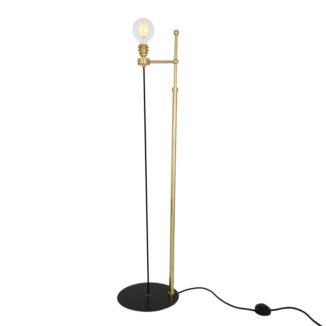 Lusk Floor Lamp - Floor Lamps from RETROLIGHT. Made by Mullan Lighting.