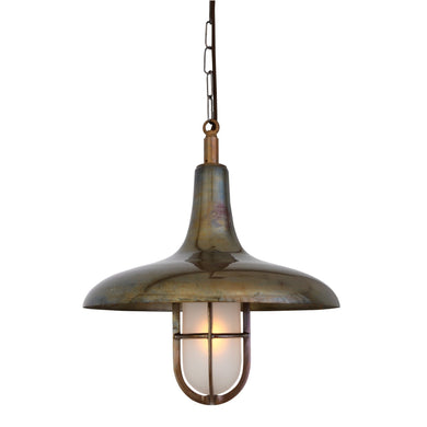 Mira Nautical Pendant Light IP65 - Pendant Lights from RETROLIGHT. Made by Mullan Lighting.