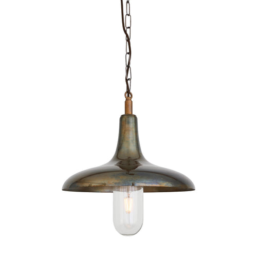 Morgan Industrial Pendant Light IP65 - Pendant Lights from RETROLIGHT. Made by Mullan Lighting.