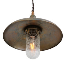 Load image into Gallery viewer, Morgan Industrial Pendant Light IP65 - Pendant Lights from RETROLIGHT. Made by Mullan Lighting.