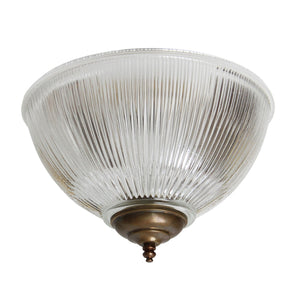 Moroni Reverse Dome Ceiling Light - Ceiling Lights from RETROLIGHT. Made by Mullan Lighting.