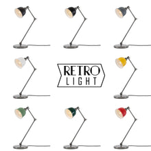 Load image into Gallery viewer, Nico Table Lamp - Table Lamps from RETROLIGHT. Made by Mullan Lighting.