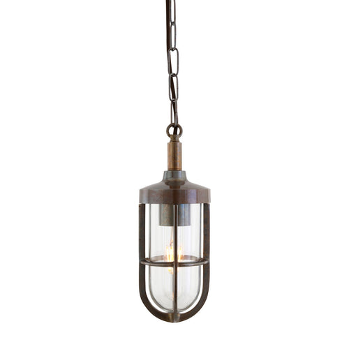 Owel A Nautical Pendant Light IP65 - Pendant Lights from RETROLIGHT. Made by Mullan Lighting.