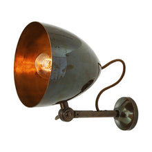 Load image into Gallery viewer, Quito Cone Wall Light - Wall Lights from RETROLIGHT. Made by Mullan Lighting.