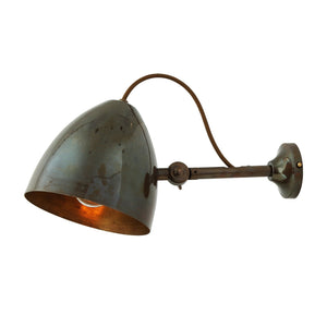 Quito Cone Wall Light - Wall Lights from RETROLIGHT. Made by Mullan Lighting.