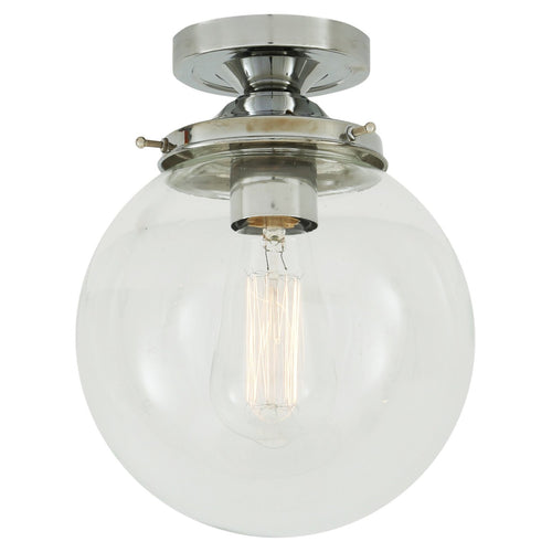 Riad Globe Ceiling Light 20cm - Ceiling Lights from RETROLIGHT. Made by Mullan Lighting.