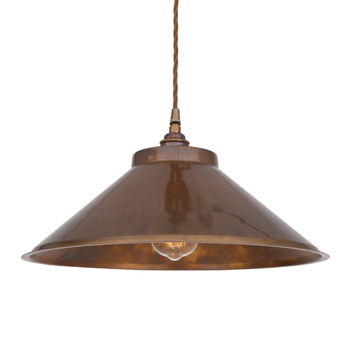 Rio Vintage Pendant - Pendant Lights from RETROLIGHT. Made by Mullan Lighting.