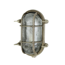 Load image into Gallery viewer, Ruben Small Oval Marine Light IP64 - Wall Lights from RETROLIGHT. Made by Mullan Lighting.