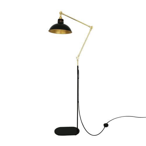 Senglea Contemporary Floor Lamp - Floor Lamps from RETROLIGHT. Made by Mullan Lighting.