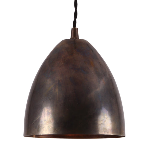 Skyler Cone Pendant - Pendant Lights from RETROLIGHT. Made by Mullan Lighting.