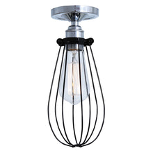 Load image into Gallery viewer, Vox Flush Cage Ceiling Light - Ceiling Lights from RETROLIGHT. Made by Mullan Lighting.