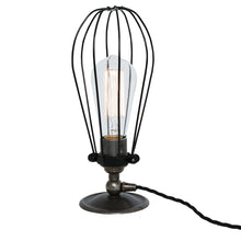 Load image into Gallery viewer, Vox Vintage Cage Table Lamp - Table Lamps from RETROLIGHT. Made by Mullan Lighting.