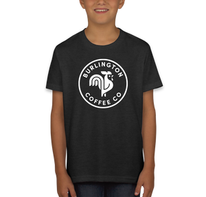 Rooster Toddler and Kids Tee Shirt