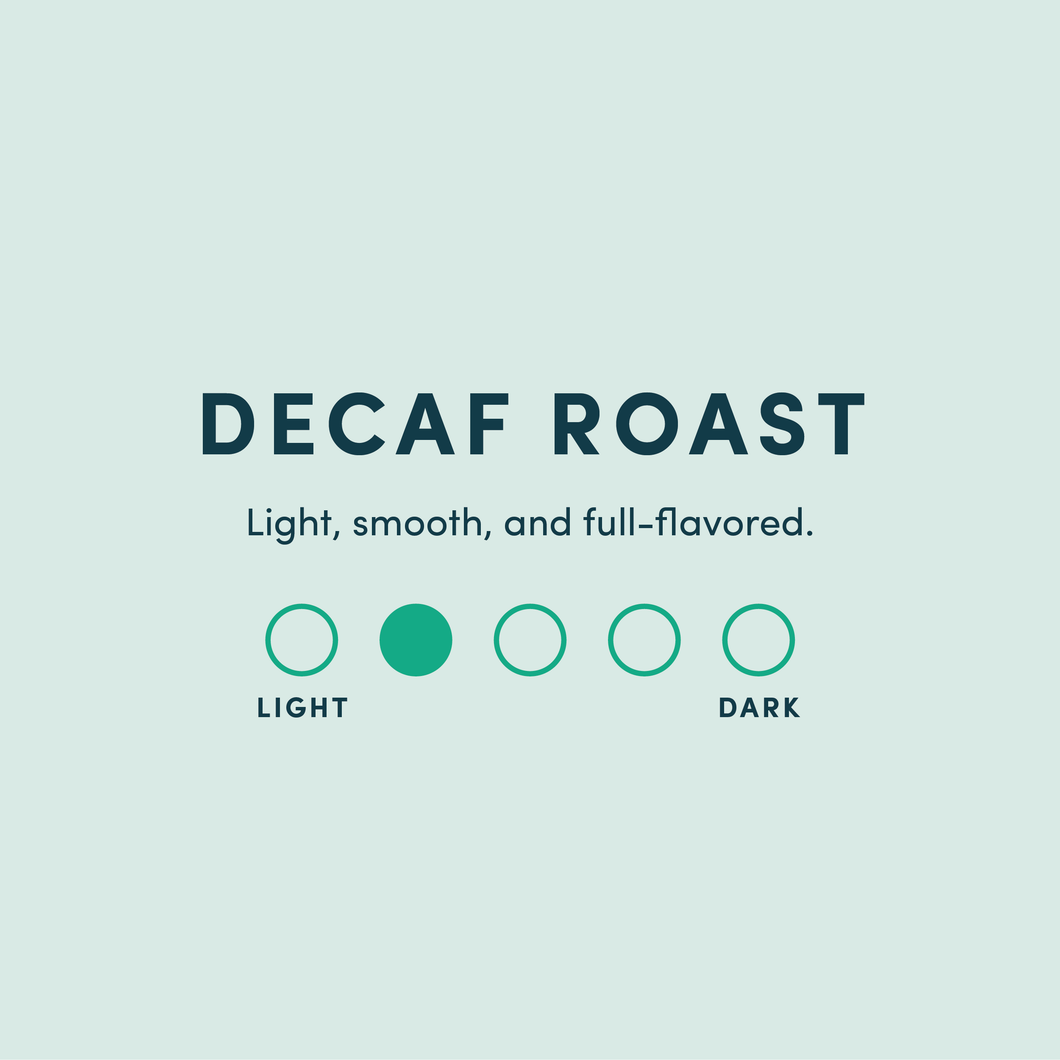 Decaf - 1 Pound