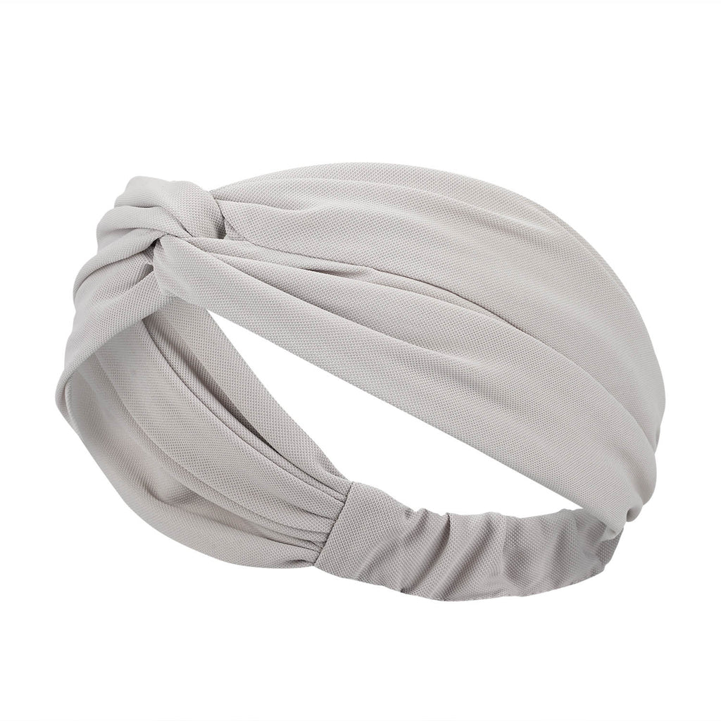 Hair Band  - Light Gray