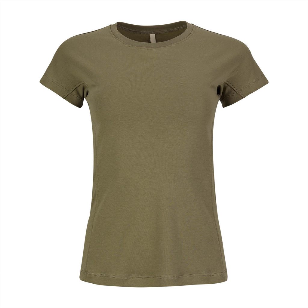 T-shirt Lady-Green Oliveira