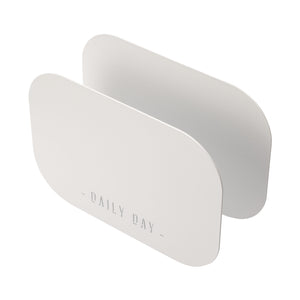 Napkin Holder Um - White