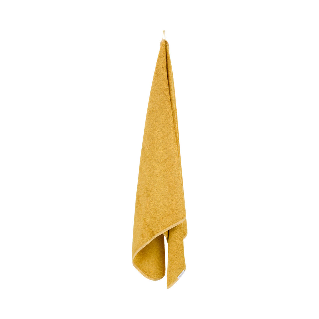 Bamb&Co Bath Towel - Mustard yellow