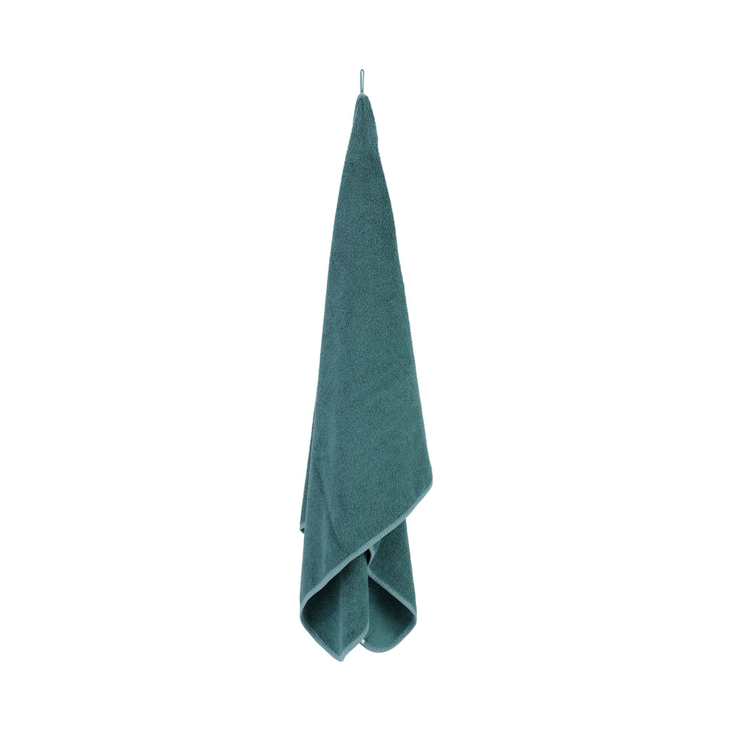 Bamb&Co Bath Towel - Duck Blue