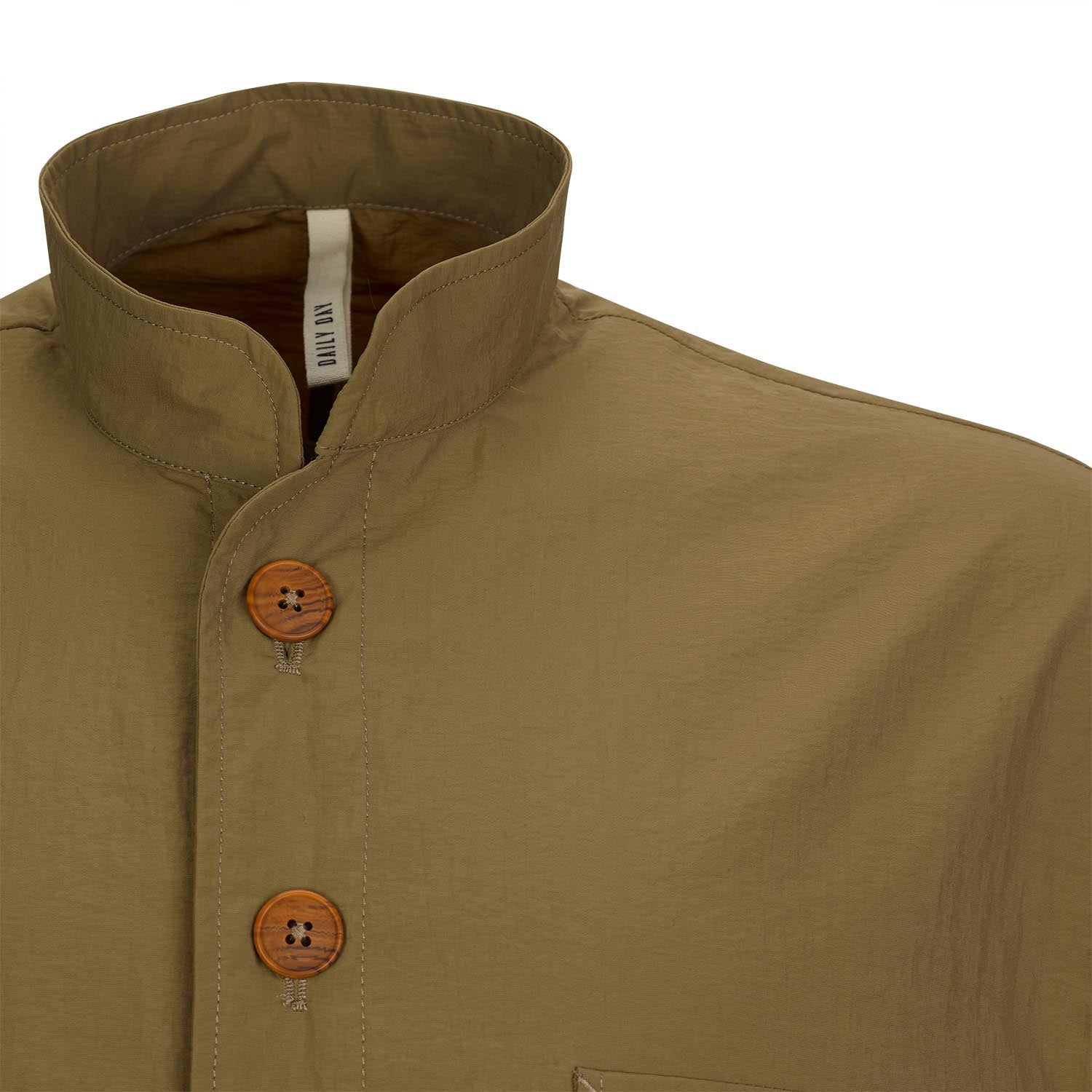 Bossis Jacket - Olive Green