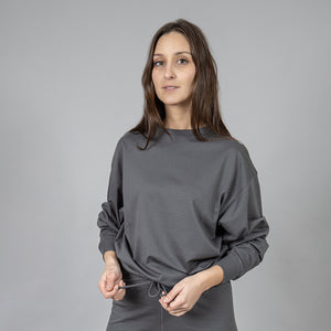 Leisure Sweater - Anthracite