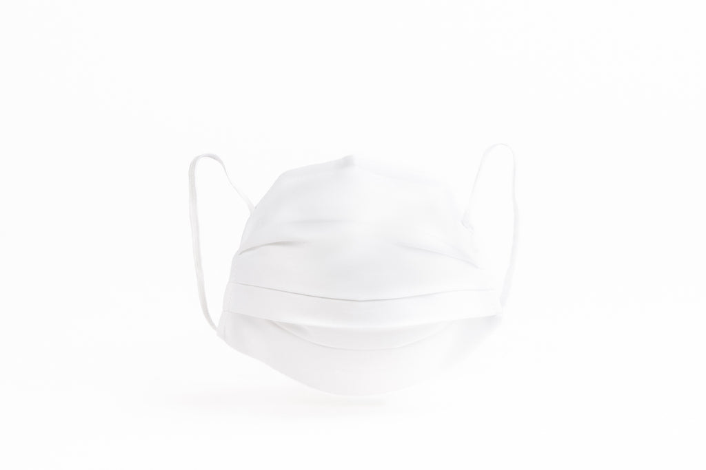White masks certified by CITEVE.