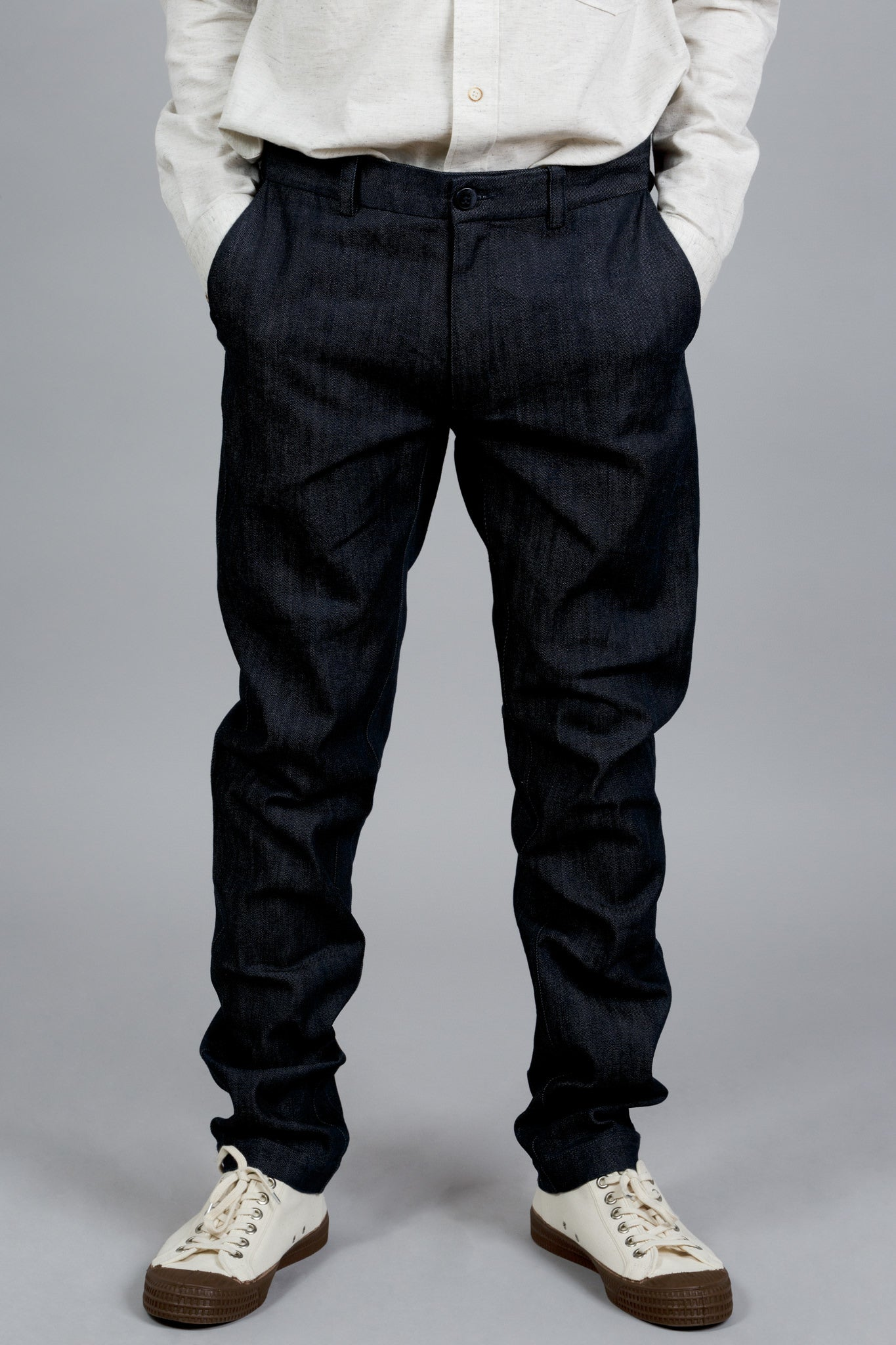 Classic Pants  - Denim