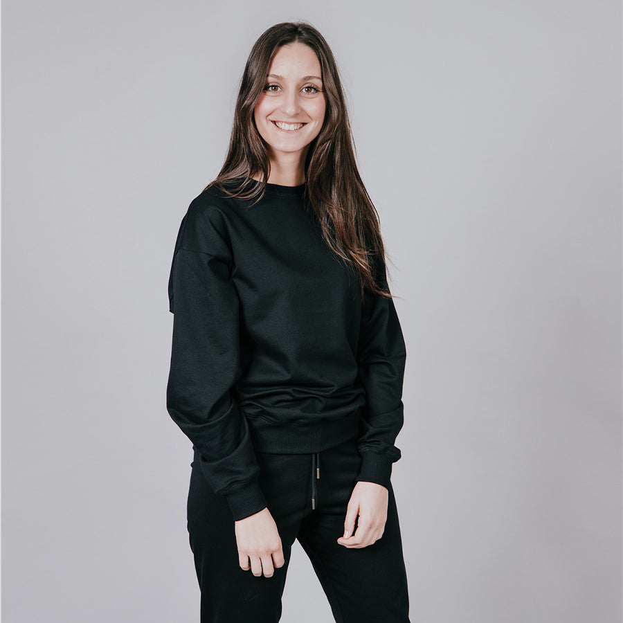 Leisure Sweater - Black
