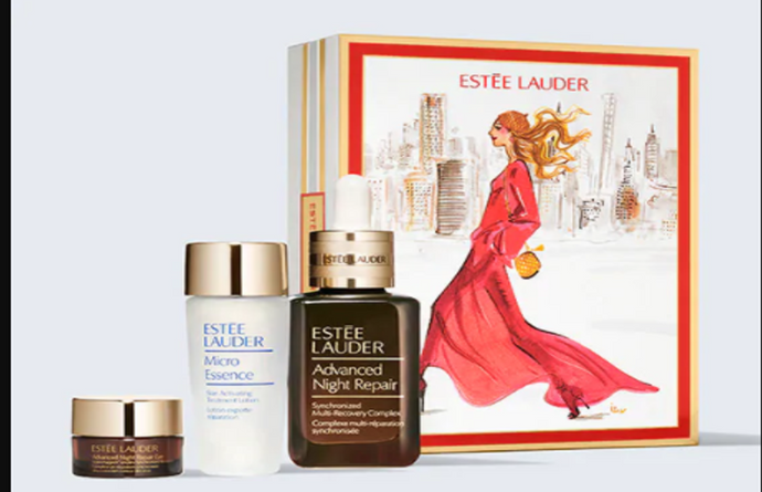 Estee Lauder LIMITED EDITION Repair + Renew Skincare Collection