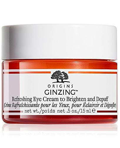 Origins Ginzing Refreshing Eye Cream to Brighten and Depuff 15ml